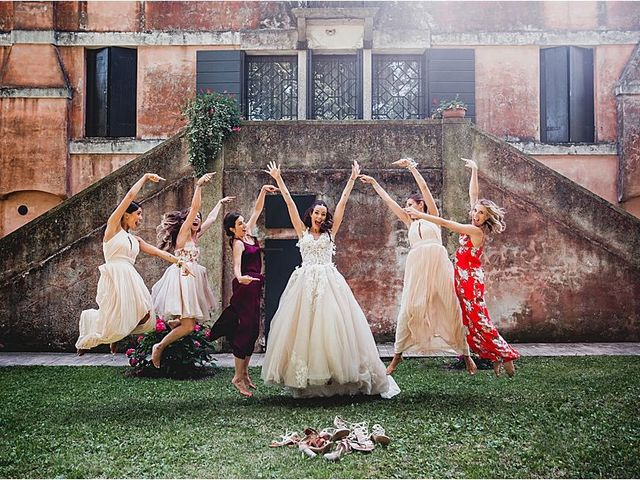 Il matrimonio di Diminik e Elena a Caorle, Venezia 49