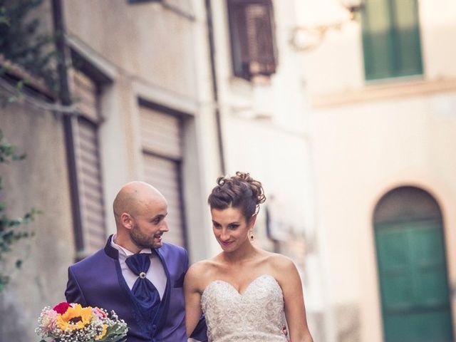 Il matrimonio di Roberto e Alessandra a Tuscania, Viterbo 5