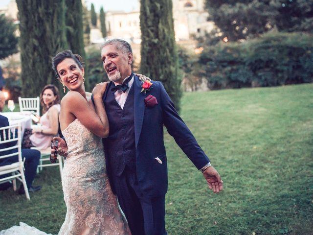 Il matrimonio di Roberto e Alessandra a Tuscania, Viterbo 2