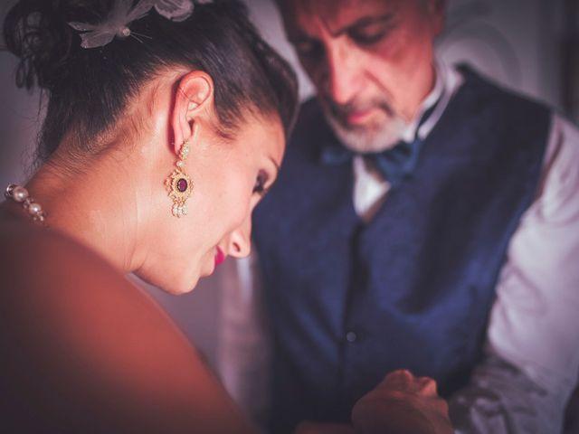 Il matrimonio di Roberto e Alessandra a Tuscania, Viterbo 10