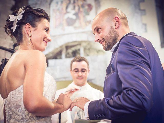 Il matrimonio di Roberto e Alessandra a Tuscania, Viterbo 12