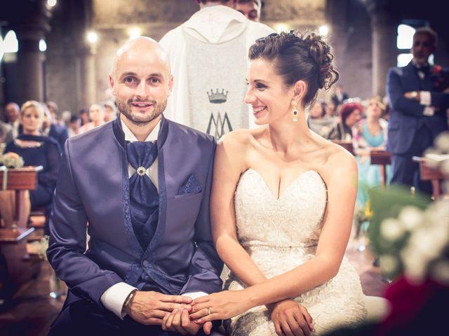 Il matrimonio di Roberto e Alessandra a Tuscania, Viterbo 13