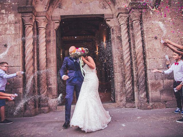 Il matrimonio di Roberto e Alessandra a Tuscania, Viterbo 14
