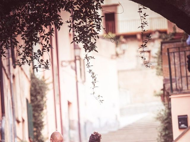 Il matrimonio di Roberto e Alessandra a Tuscania, Viterbo 19