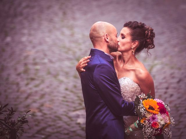 Il matrimonio di Roberto e Alessandra a Tuscania, Viterbo 20