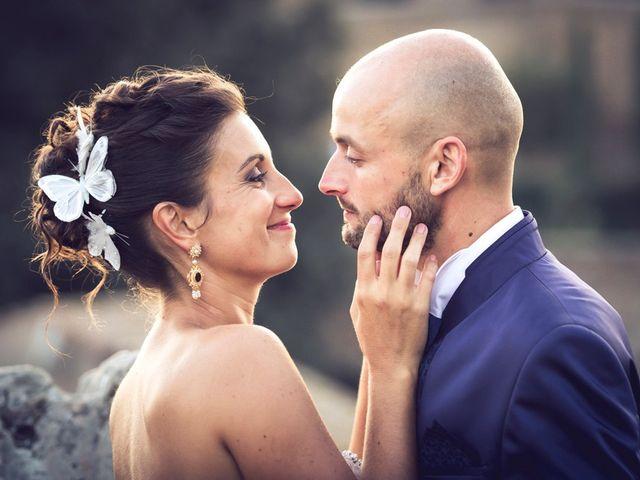 Il matrimonio di Roberto e Alessandra a Tuscania, Viterbo 21
