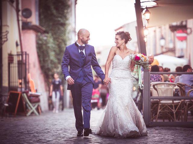 Il matrimonio di Roberto e Alessandra a Tuscania, Viterbo 23