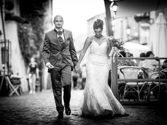 Il matrimonio di Roberto e Alessandra a Tuscania, Viterbo 24