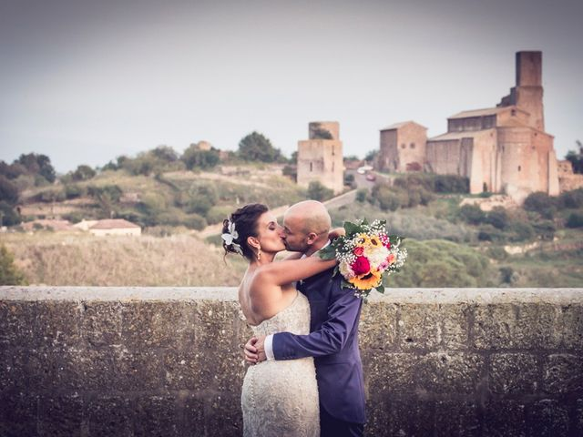 Il matrimonio di Roberto e Alessandra a Tuscania, Viterbo 25