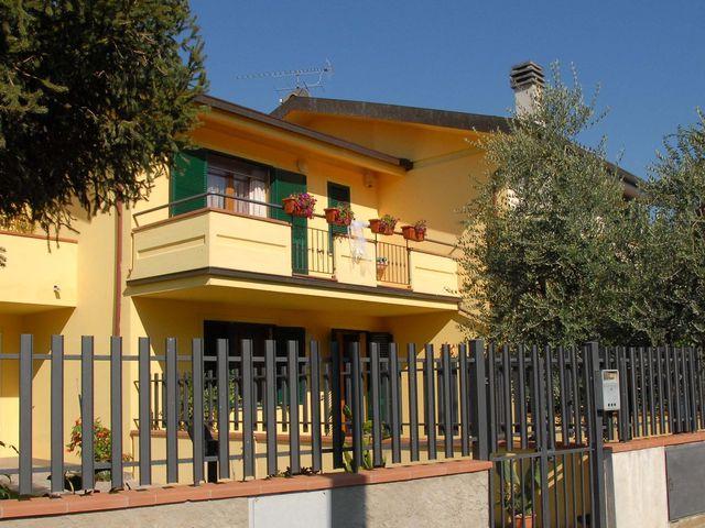 Il matrimonio di Massimo e Stella a Monsummano Terme, Pistoia 4