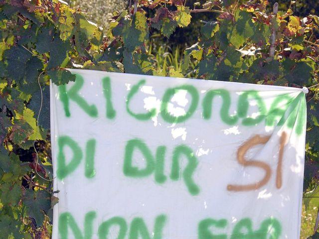 Il matrimonio di Massimo e Stella a Monsummano Terme, Pistoia 6