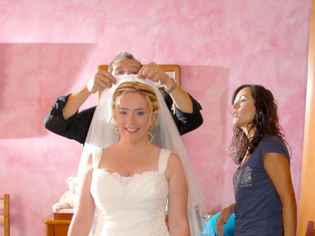 Il matrimonio di Massimo e Stella a Monsummano Terme, Pistoia 9