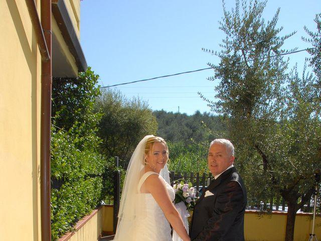 Il matrimonio di Massimo e Stella a Monsummano Terme, Pistoia 24