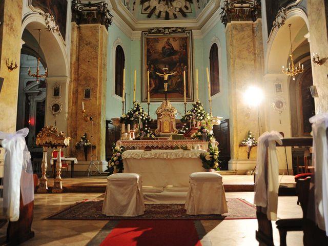 Il matrimonio di Massimo e Stella a Monsummano Terme, Pistoia 29