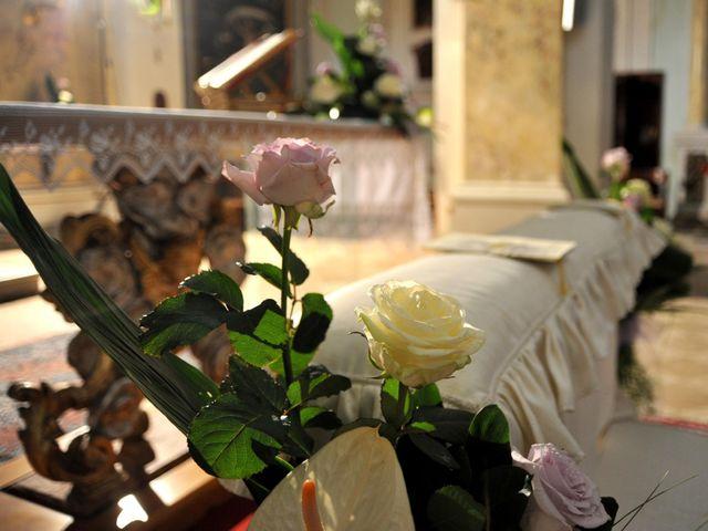 Il matrimonio di Massimo e Stella a Monsummano Terme, Pistoia 33