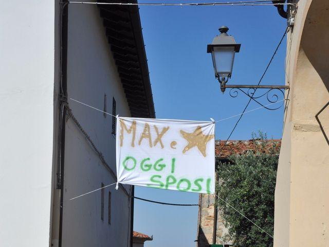 Il matrimonio di Massimo e Stella a Monsummano Terme, Pistoia 36