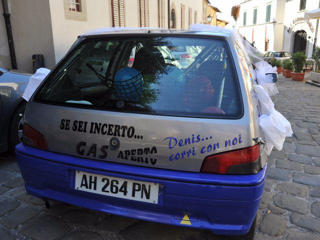 Il matrimonio di Massimo e Stella a Monsummano Terme, Pistoia 41