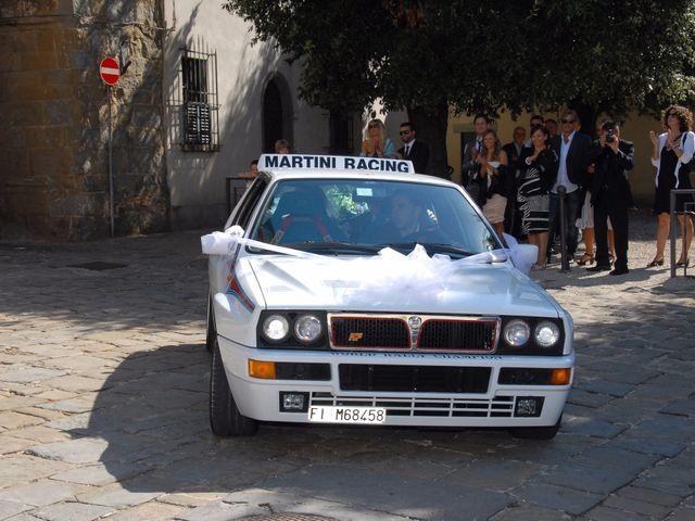 Il matrimonio di Massimo e Stella a Monsummano Terme, Pistoia 52