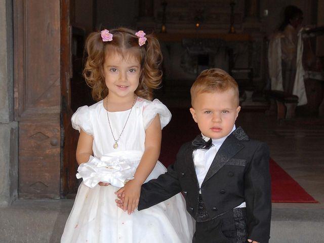 Il matrimonio di Massimo e Stella a Monsummano Terme, Pistoia 53