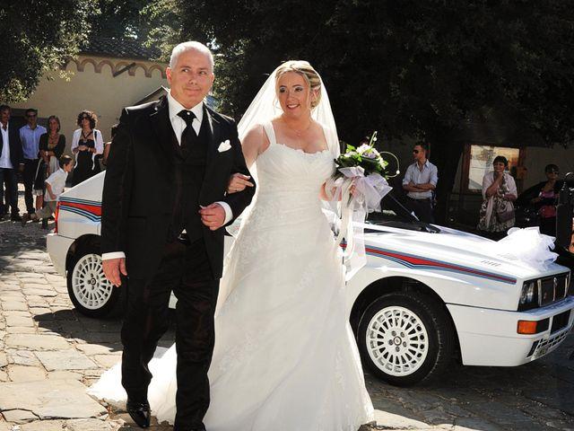 Il matrimonio di Massimo e Stella a Monsummano Terme, Pistoia 58