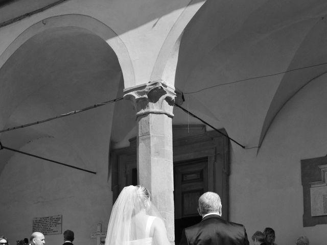 Il matrimonio di Massimo e Stella a Monsummano Terme, Pistoia 59