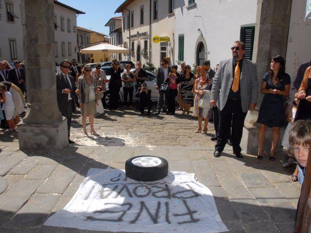 Il matrimonio di Massimo e Stella a Monsummano Terme, Pistoia 81