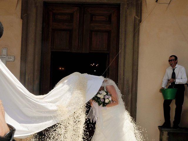 Il matrimonio di Massimo e Stella a Monsummano Terme, Pistoia 83