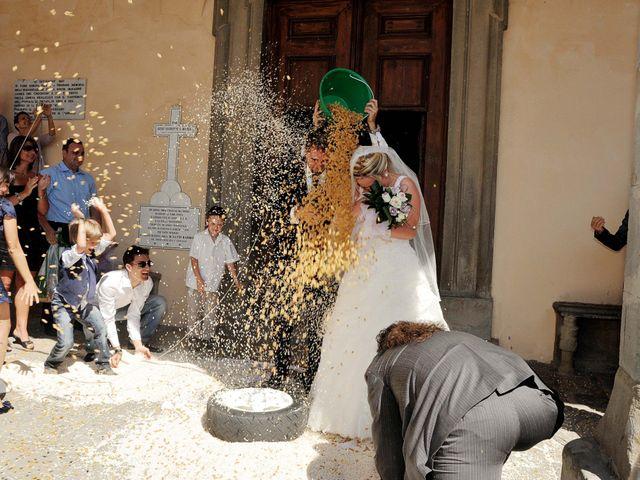 Il matrimonio di Massimo e Stella a Monsummano Terme, Pistoia 84