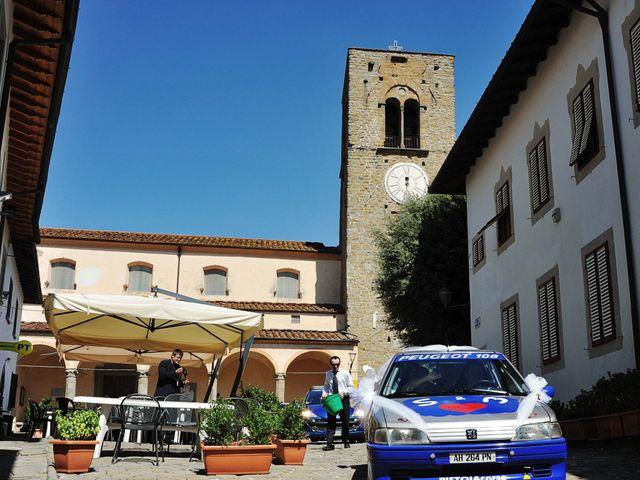 Il matrimonio di Massimo e Stella a Monsummano Terme, Pistoia 87