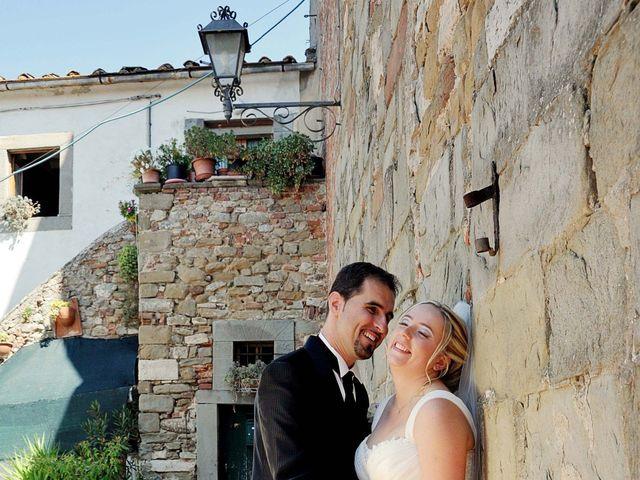 Il matrimonio di Massimo e Stella a Monsummano Terme, Pistoia 88