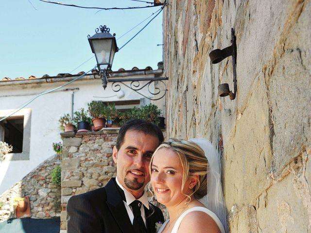 Il matrimonio di Massimo e Stella a Monsummano Terme, Pistoia 89