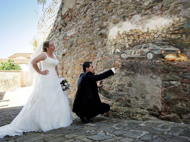 Il matrimonio di Massimo e Stella a Monsummano Terme, Pistoia 96