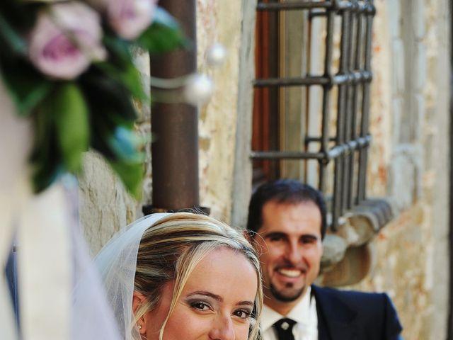 Il matrimonio di Massimo e Stella a Monsummano Terme, Pistoia 97
