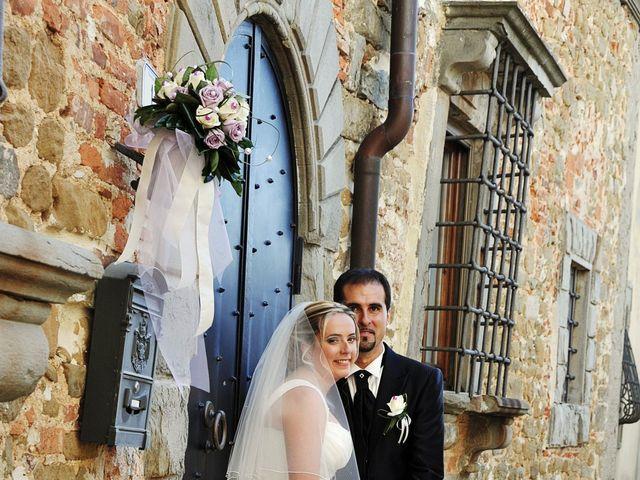 Il matrimonio di Massimo e Stella a Monsummano Terme, Pistoia 1