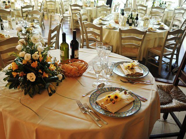 Il matrimonio di Massimo e Stella a Monsummano Terme, Pistoia 109