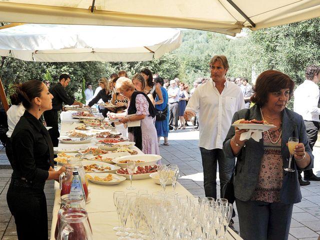 Il matrimonio di Massimo e Stella a Monsummano Terme, Pistoia 114