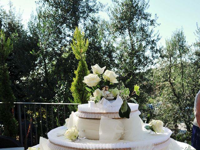 Il matrimonio di Massimo e Stella a Monsummano Terme, Pistoia 124