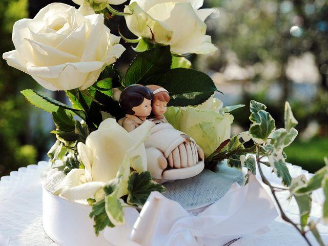 Il matrimonio di Massimo e Stella a Monsummano Terme, Pistoia 125