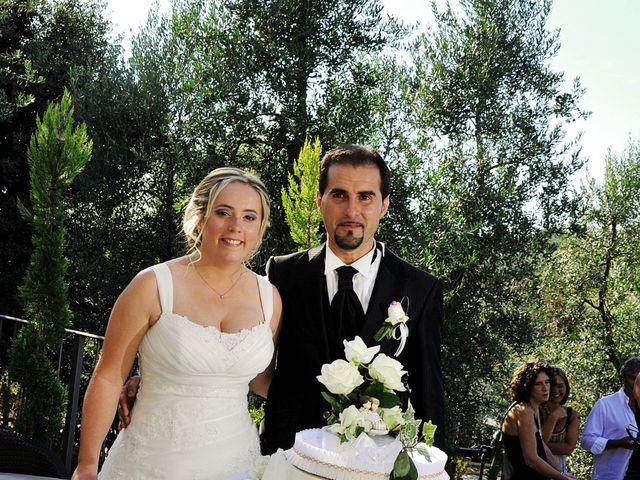 Il matrimonio di Massimo e Stella a Monsummano Terme, Pistoia 129