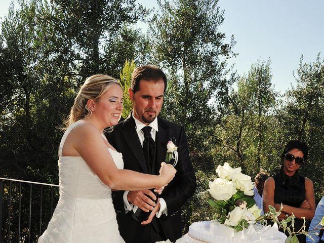 Il matrimonio di Massimo e Stella a Monsummano Terme, Pistoia 133