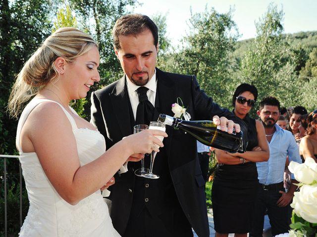 Il matrimonio di Massimo e Stella a Monsummano Terme, Pistoia 134