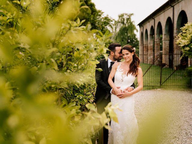 Il matrimonio di Marco e Chiara a Vigonovo, Venezia 40