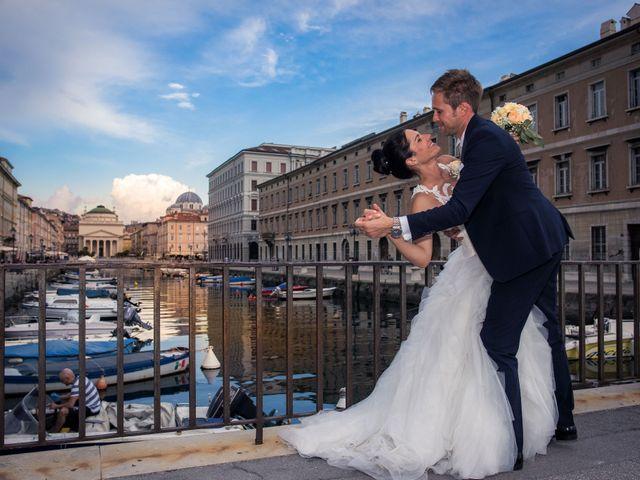 Il matrimonio di Gabriele e Eleonora a Trieste, Trieste 6