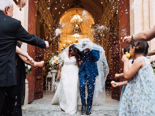 Le nozze di Fabrizia e Giovanni