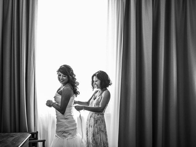 Il matrimonio di Celeste e Andrew a Serralunga d'Alba, Cuneo 15