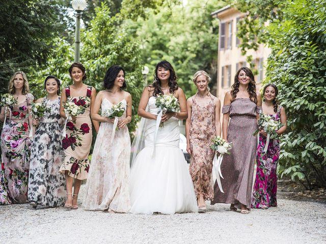 Il matrimonio di Celeste e Andrew a Serralunga d'Alba, Cuneo 20
