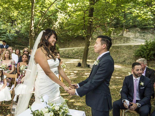 Il matrimonio di Celeste e Andrew a Serralunga d'Alba, Cuneo 22