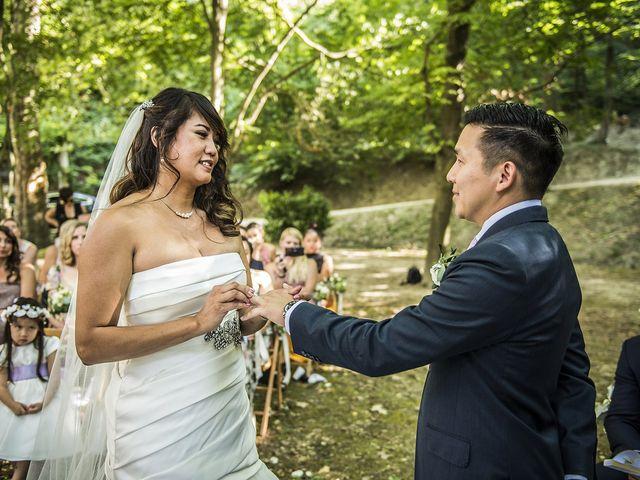 Il matrimonio di Celeste e Andrew a Serralunga d'Alba, Cuneo 25