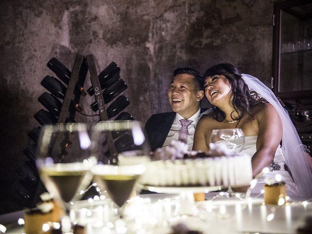 Il matrimonio di Celeste e Andrew a Serralunga d'Alba, Cuneo 31