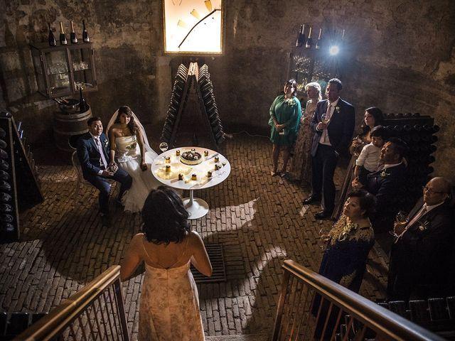 Il matrimonio di Celeste e Andrew a Serralunga d'Alba, Cuneo 33